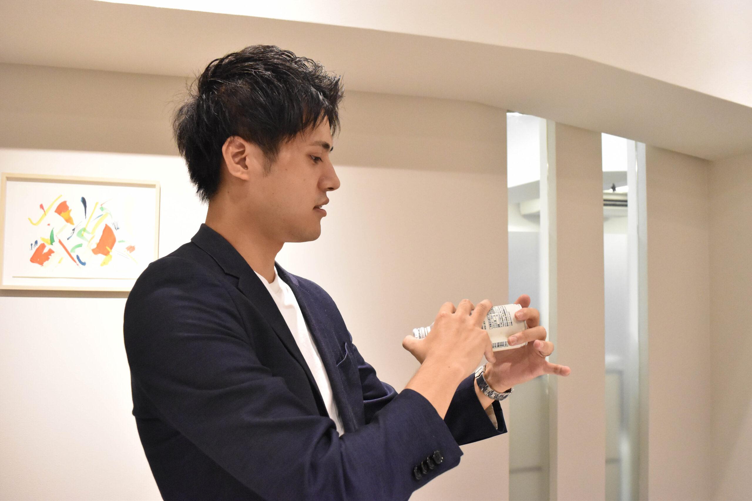 櫻井 宏之のインタビュー画像